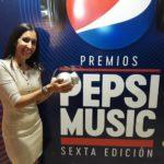 Prisca and Marieva Dávila succeed in Pepsi Music Awards 2018