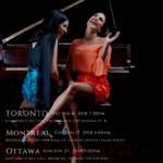 """Prisca and Marieva Dávila take their """"One Piano, Two Sisters"""" project to Canada"""